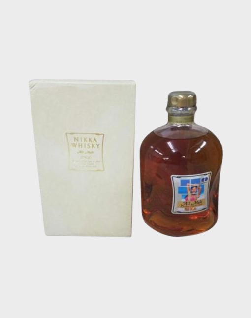 Nikka All Malt Kawamura Original Bottle