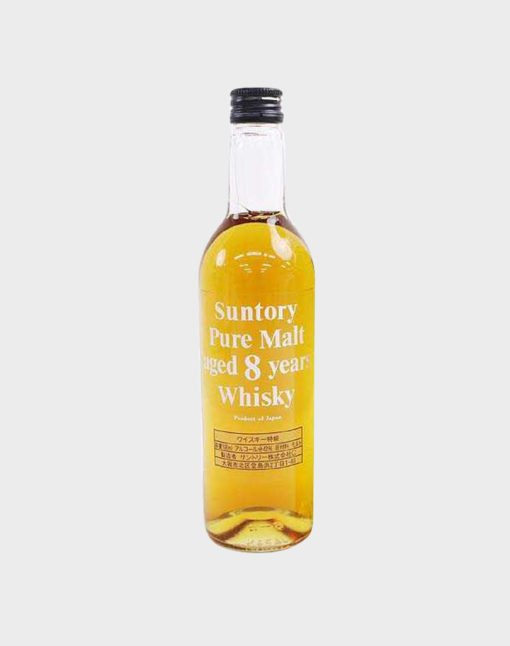 Suntory Pure Malt Aged 8 Year Old Whisky