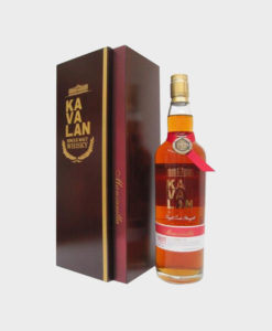 Kavalan Single Cask Strength Manzanilla
