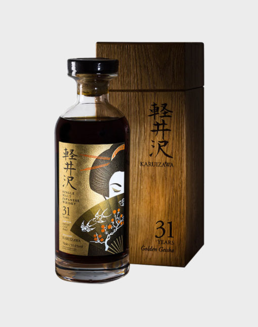 Karuizawa Golden Geisha 31 years old