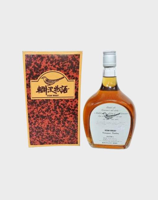 Karuizawa Mercian Ocean Whisky