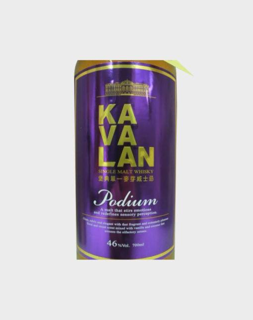 Kavalan Single Malt Whisky Podium B