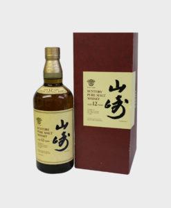 Suntory Yamazaki 12 year old Whisky