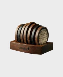 Suntory Yamazaki Wood Cork Coaster