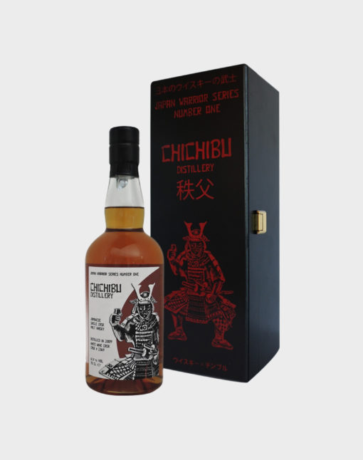 Chichibu Distillery Japan Warrior Series Number One (PRE-ORDER)