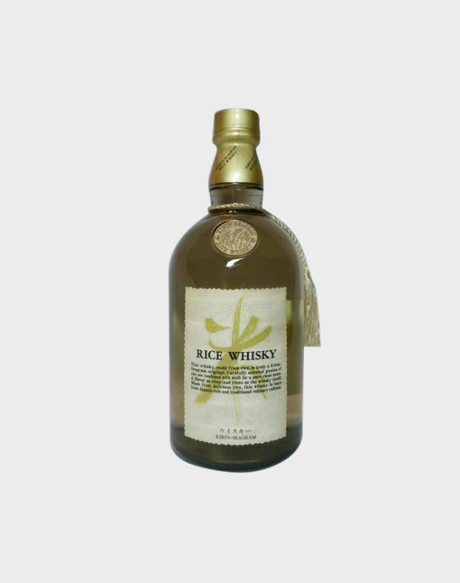 Kirin Seagram Rice Whisky