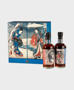 "Karuizawa 35 Year Old ""Snow Scenes"" 2 Bottle Set"