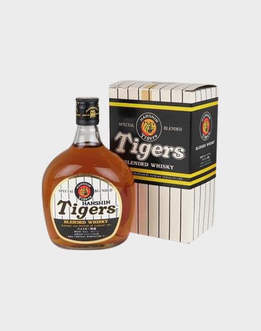 Hanshin Tigers Whisky - Sanraku Ocean
