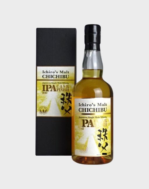 Ichiro's Malt Chichibu IPA Cask Finish 2017 Whisky