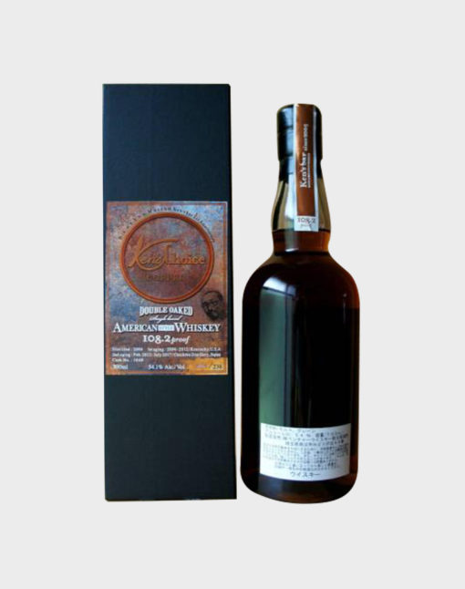 Ichiro's Malt Ken's Choice Copper Double Oak American Style Whisky C