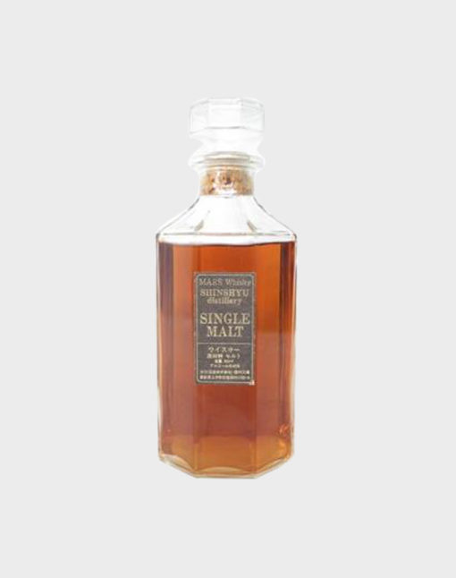Mars Shinshyu Distillery Single Malt Whisky
