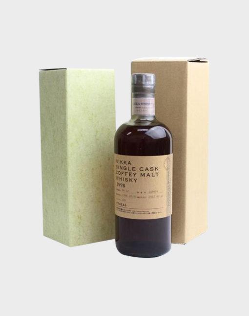 Nikka Single Cask Coffey Malt Whisky 1998