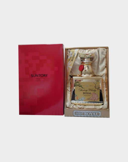 Suntory Royal Old Bottle Golden Zodiac Whisky