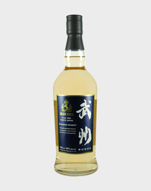 Golden Horse Bushu Pure Malt Whisky