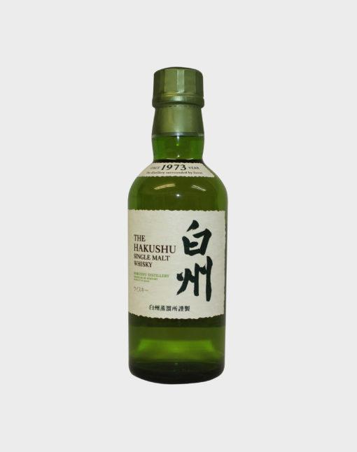 Hakushu Distillers Reserve (Baby Bottle)