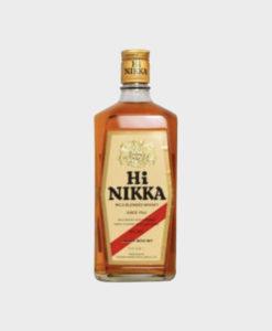 Hi Nikka Mild Blended Whisky