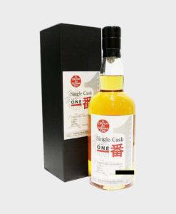 Ichiro'Malt Single Cask 1st Anniversary Whisky