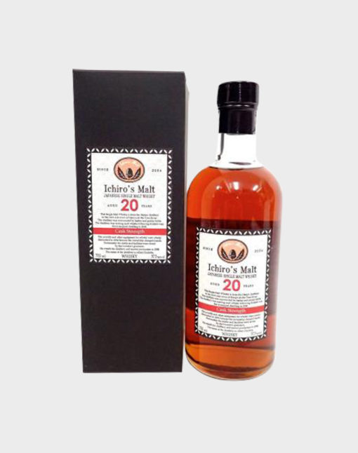 Ichiro's Malt Cask Strength 20 Year Old Whisky