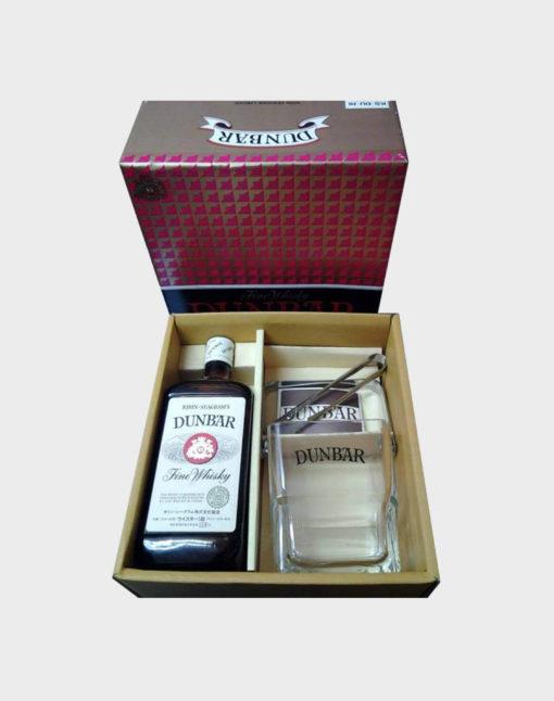 Kirin-seagrams Dunbar Fine Whisky Set