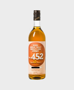Mars Single Malt 12 Year Old Sherry #452