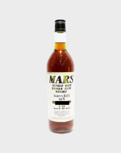 Mars Single Malt 12 Year Old Sherry Butt #1124