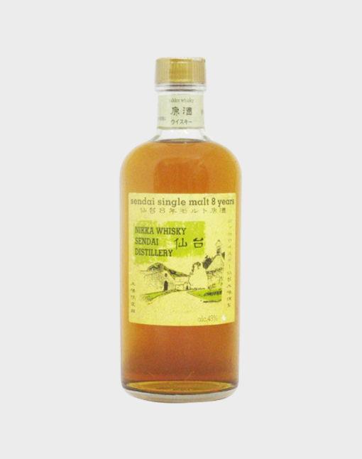 Nikka Sendai 8 Year Old Whisky