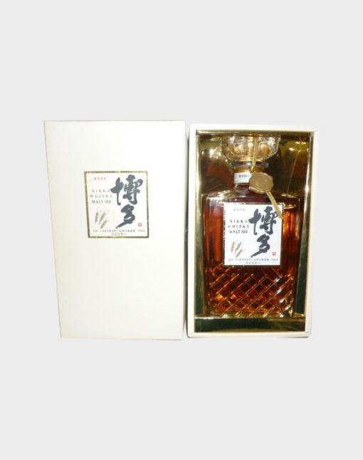 Nikka Malt 100 Whisky