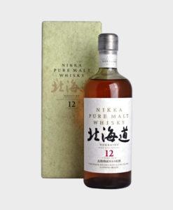 Nikka Pure Malt Hokkaido 12 Year Old Whisky