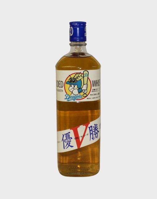 Ocean Blended Whisky Dragons Champions 1988
