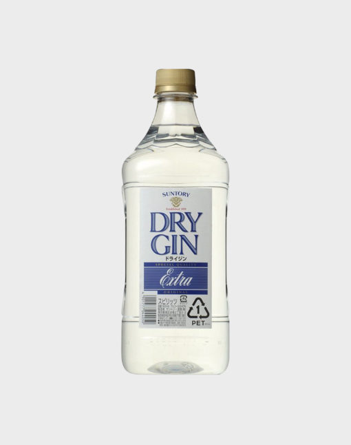Suntory Dry Gin Extra Original 1800ML