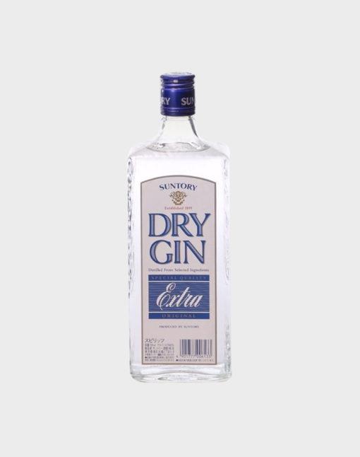 Suntory Dry Gin Extra Original 720ML
