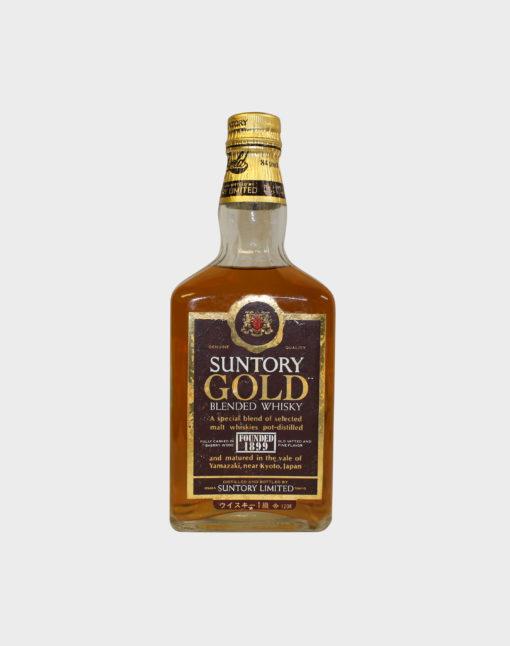 Suntory Gold Special Blend Of Select Malt (No Box)