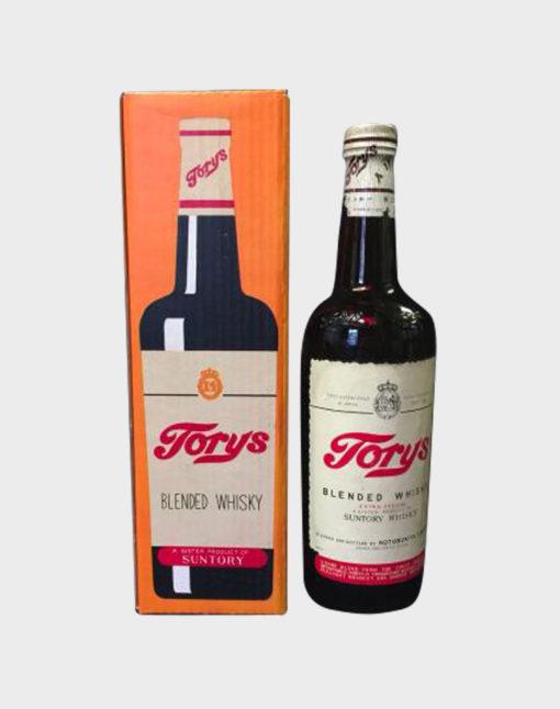 Suntory Torys Blended Whisky