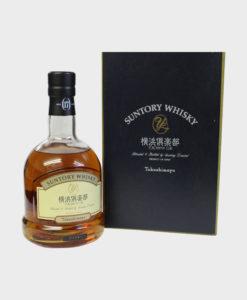 Suntory Yokohama Club Takashimaya 17 Year Old Whisky Limited Edition