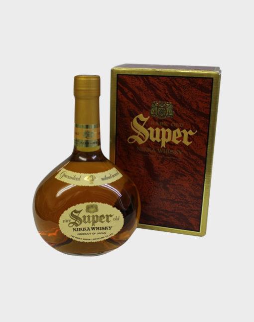 Super Nikka Whisky Rare Old