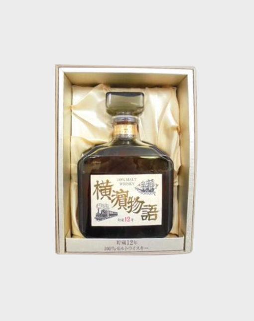 Yokohama Story 12 Year Old 100% Malt Whisky