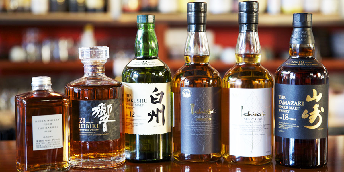 Japanese whisky in 2017