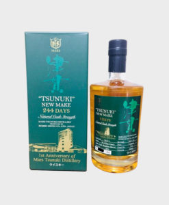 Mars Tsunuki New Make 244 Days Whisky