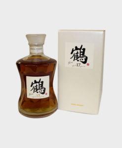 Nikka Whisky Tsuru Slim Bottle