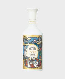 Nikka Brandy X.O White Bottle