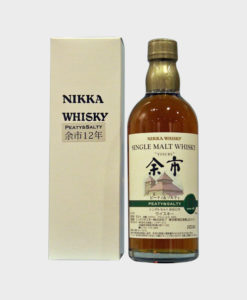 Nikka Yoichi 12 Year Old Peaty & Salty