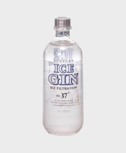 Suntory Ice Gin Ice Filtration