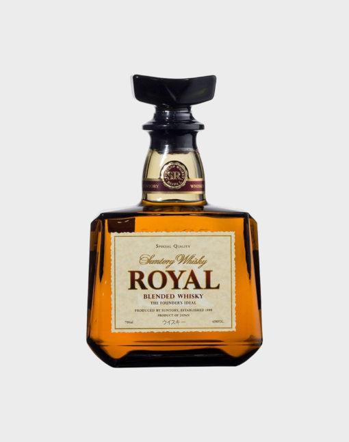 Suntory Royal – The Founder's Ideal