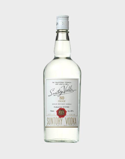 Suntory Vodka 80 Proof