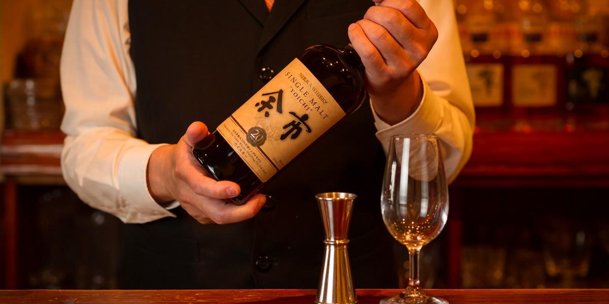 Japanese whisky festivals