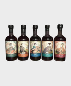 Karuizawa Geisha Collection (5 Bottles)