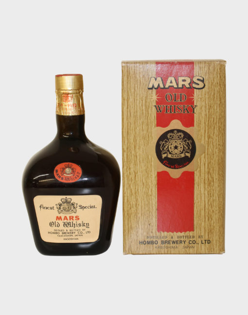 Mars Finest Special Old Whisky