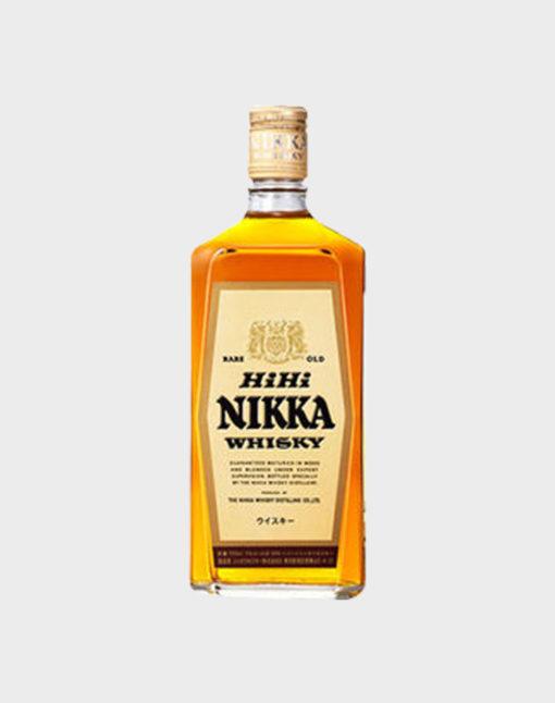 Rare Old HiHi Nikka Whisky 720ml (With Box)
