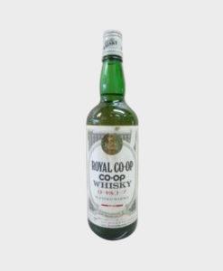 Royal Co-Op Blended Whisky