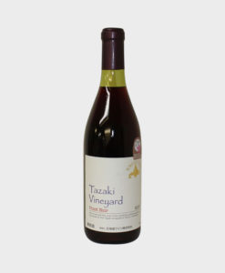 Tazaki Vineyard 2013 Pinot Noir Red (No Box)